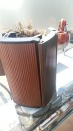 охранителна ролетка от алуминиеви термо ламели