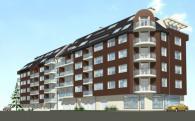 Проект на жилищна сграда в Манастирски Ливади