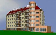 Проектиране на жилищни сгради