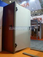 метална пожароустойчива врата 1100x2050мм