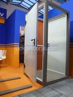 огнеопорна врата с размер 1100x2150мм