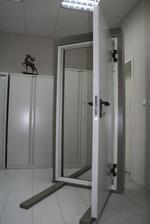 1140x2050mm πόρτα πυρασφαλείας