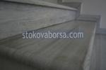 мраморные лестницы плиткой