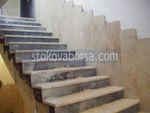 гранитно облицоване на стълби
