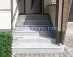 облицовка на стълби с гранит
