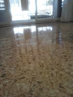подово облицоване с гранит
