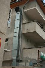 проектиране и инсталиране на вентилационна система за жилищна кооперация