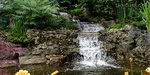 изкуствен водопад по поръчка