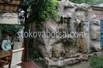 изкуствен водопад от изкуствен камък