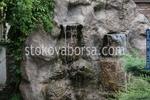 водопад от изкуствен камък
