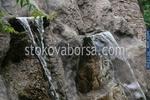 декоративен водопад