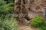 изкуствен водопад за градината