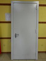 еднокрила пожароустойчива врата по поръчка