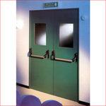изработка на двукрила пожароустойчива врата