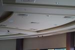 окачен таван