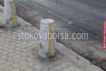 бетонови ограничители за паркиране