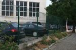 метални огради за автопаркинги от заварени мрежи