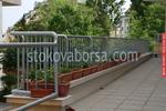 изработка на ограда от алуминии