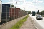 метална ограда за паркинг от заварени мрежи по поръчка