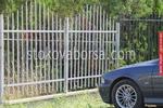 изработка на метални огради за паркинги