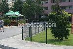 метална ограда от заварени мрежи по поръчка