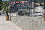 ограда от метал