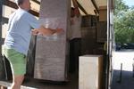 складиране на мебели с охрана