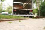 товарене на товари в камион
