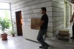 Пренасяне и транспортиране на товари с хамали