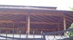 изграждане на дървени навеси за тераси и пристройки