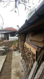 изработване на дървени навеси за дърва