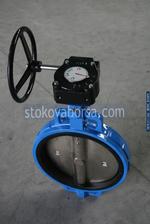 клапан междуфланцов за Чиста вода