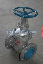 стоманен кран с шпиндел за вода