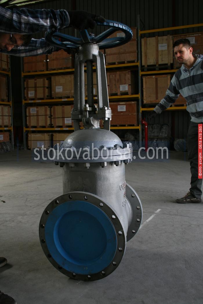 Шибъри с неизваждащ шпиндел за вода