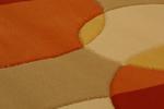 Машинни килими Мода релефни от полипропилен