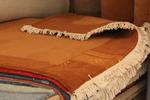 Изработка на ръчно вързани килими 100% вълна