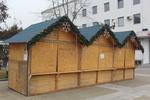 Дървена будка по клиентска заявка