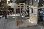 Дървена будка по заявка