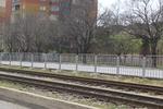 метални тротоарни парапети и пътни огради и пътни метални огради