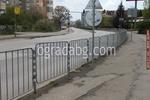 производство на метални тротоарни парапети и пътни огради и пътни метални огради