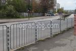 фирма за тротоарни метални парапети и пътни огради и метални пътни огради