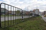 изработка на метални тръбно решетъчни пана с дължина 1.80м. и височина 1 метър