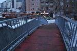 метални парапети за мостове по поръчка