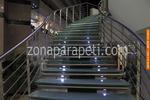 фирма за парапети за стълби от алуминии