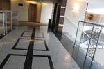 фирма за парапети от инокс и стъкло с декорирана рисунка