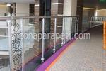 фирма за парапети от инокс и рисувано стъкло
