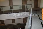 парапети от инокс и декоративно стъкло