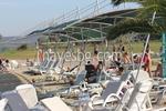 сенник за плаж от PVC плат