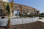 фирма за изработка и монтаж на дървена навесна конструкция с платнище от акрилен плат