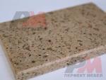 Заоблени кухненски плотове от качествен технически камък